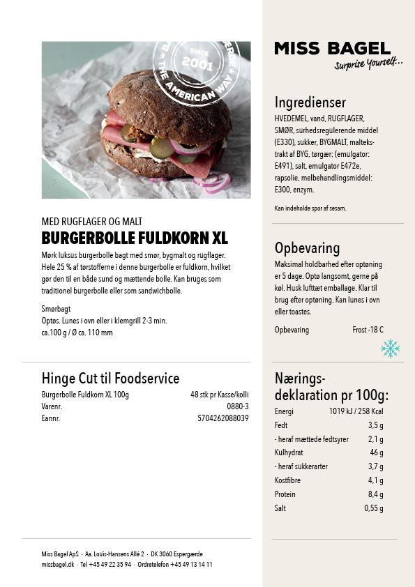 Datablade_Burgerbolle Fuldkorn