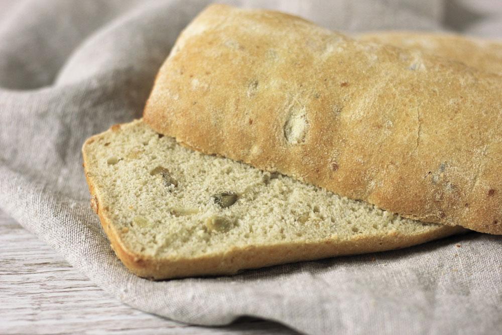 Sandwichbrød med durum
