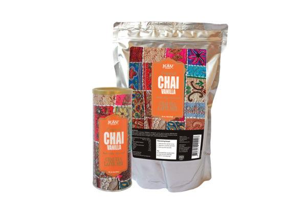 Vanilla chai fra KAV