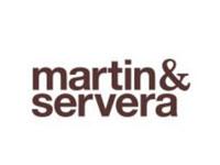 martin & servera logo