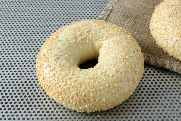 Sesam bagel