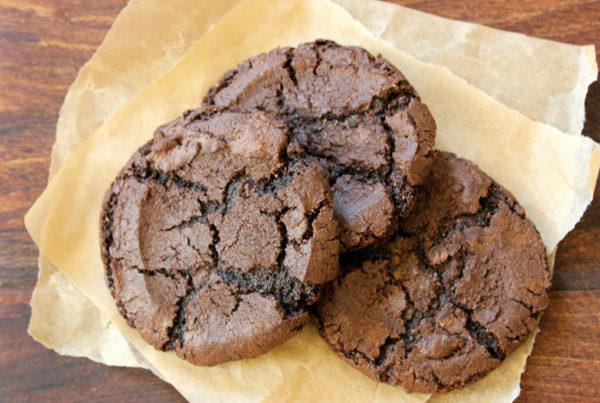 Mørke Cookies