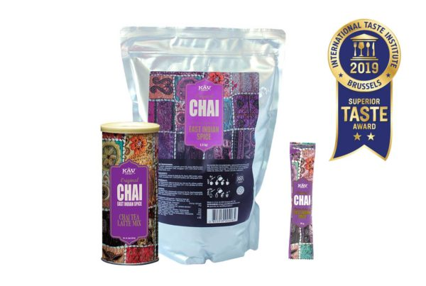 Chai latte mix