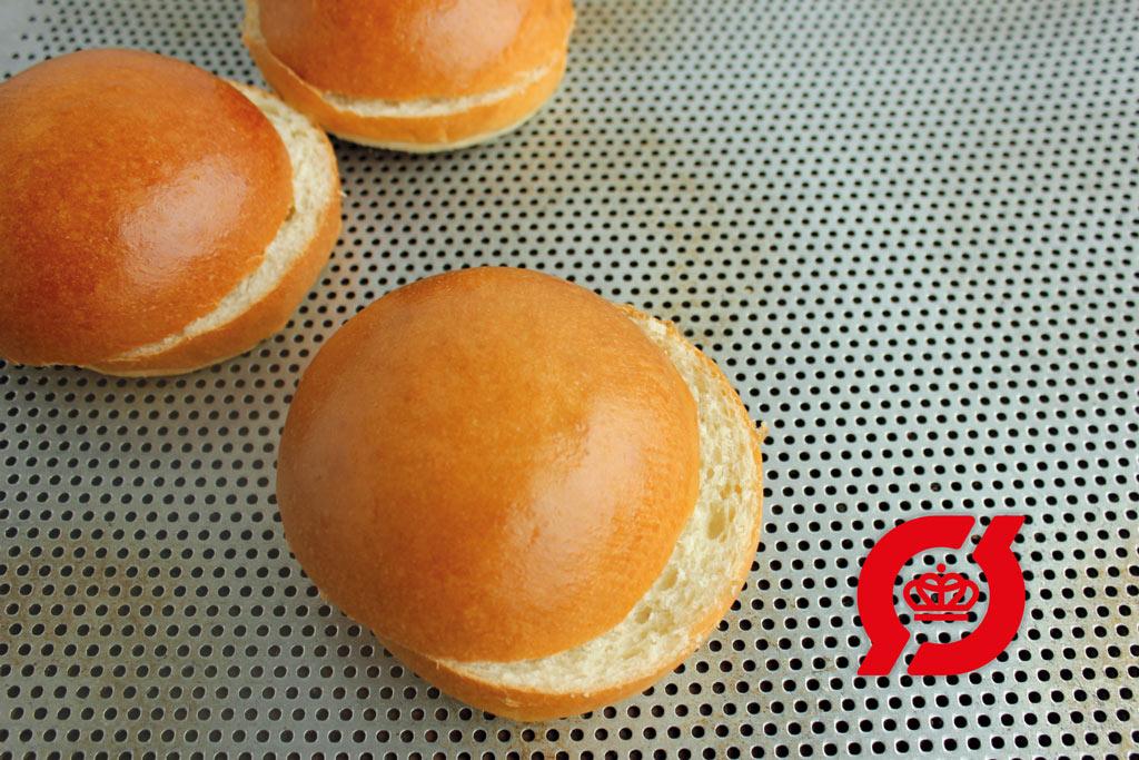 Økologisk Brioche Burgerbolle