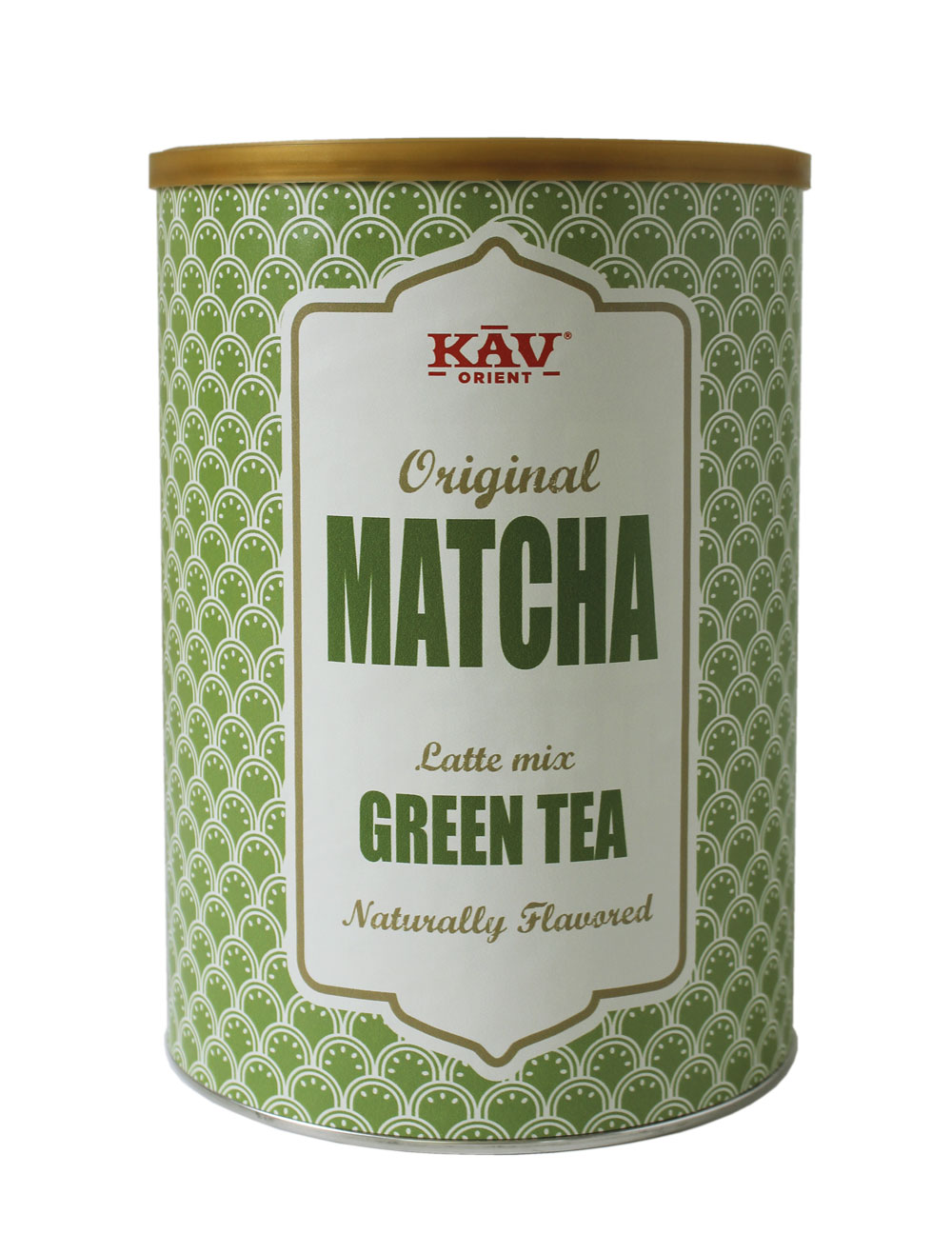 Matcha Latte refill dåse