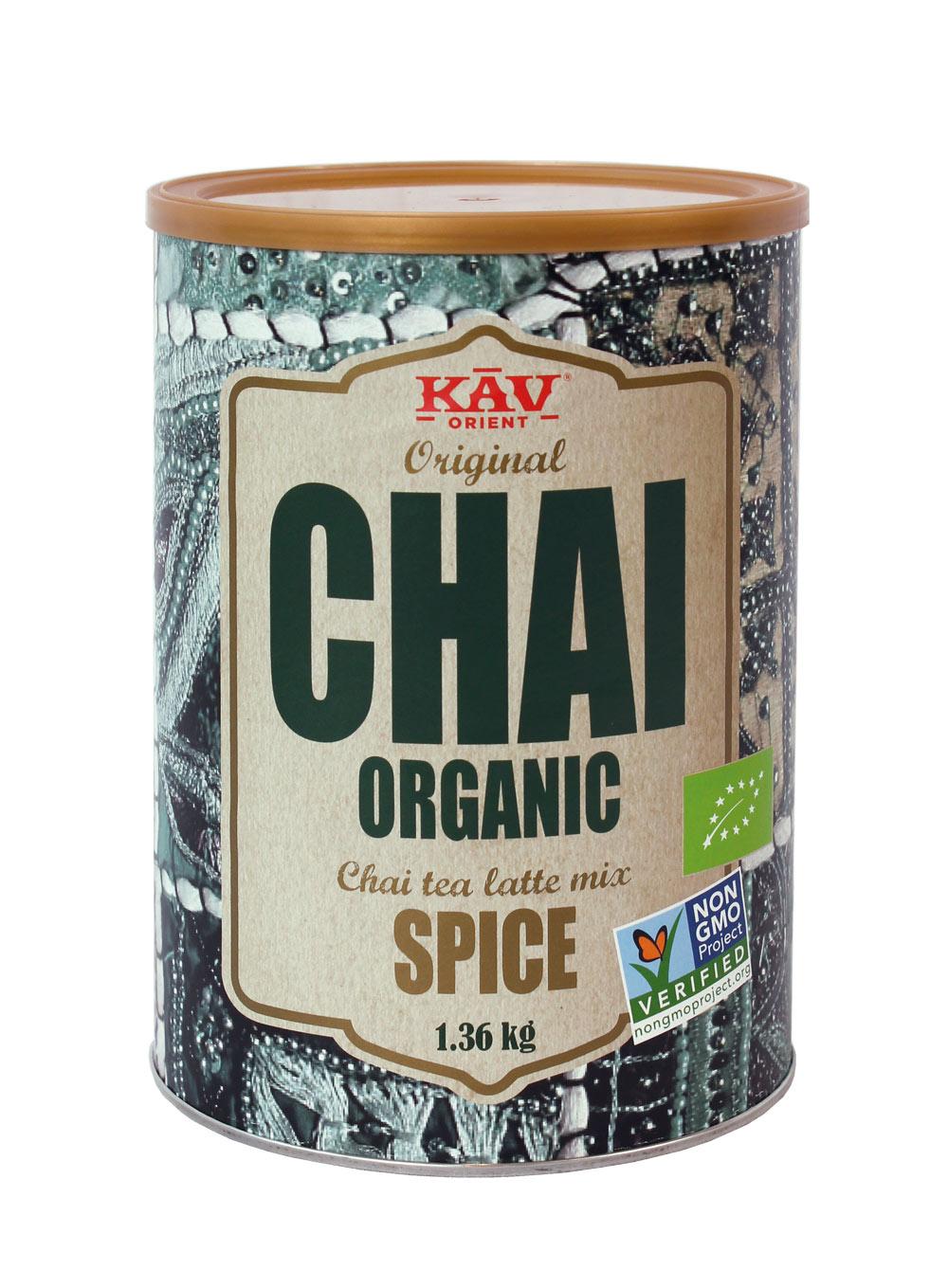 Økologisk Chai