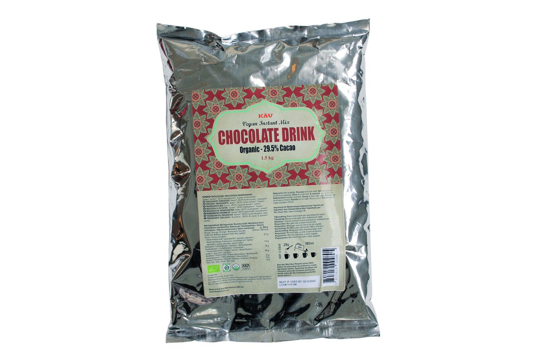 KAV organic chocolate drink