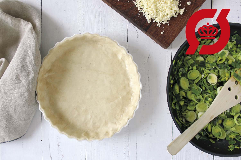 Færdiglavet tærtedej