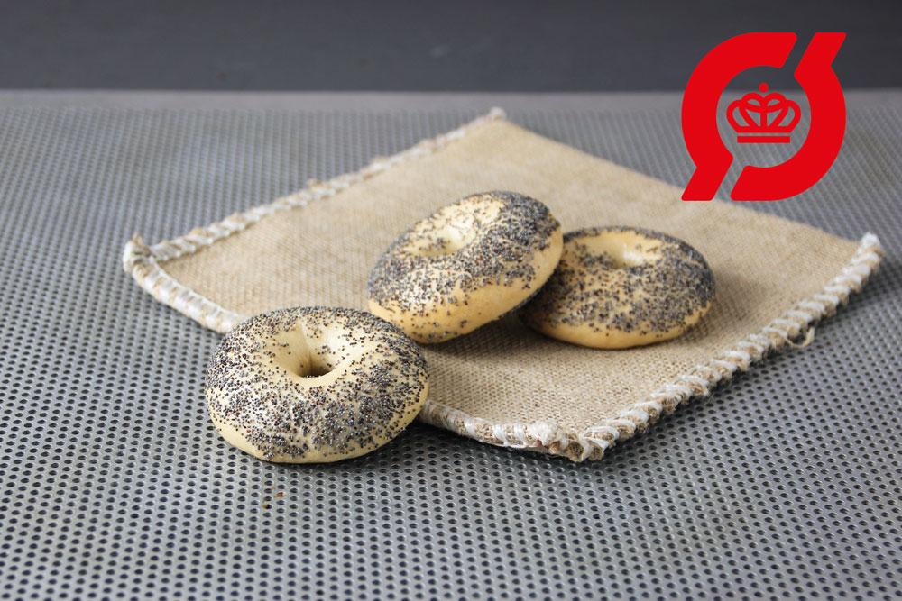 Økologisk Mini Bagel Birkes