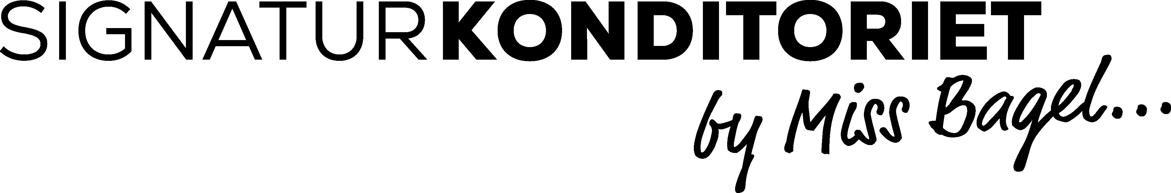 Signatur Konditoriet logo