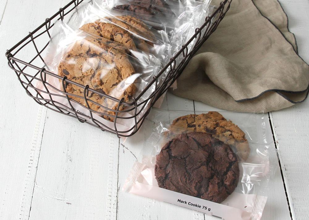 Single pack cookies