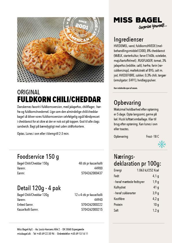 Datablade_Bagel fuldkorn chili cheddar