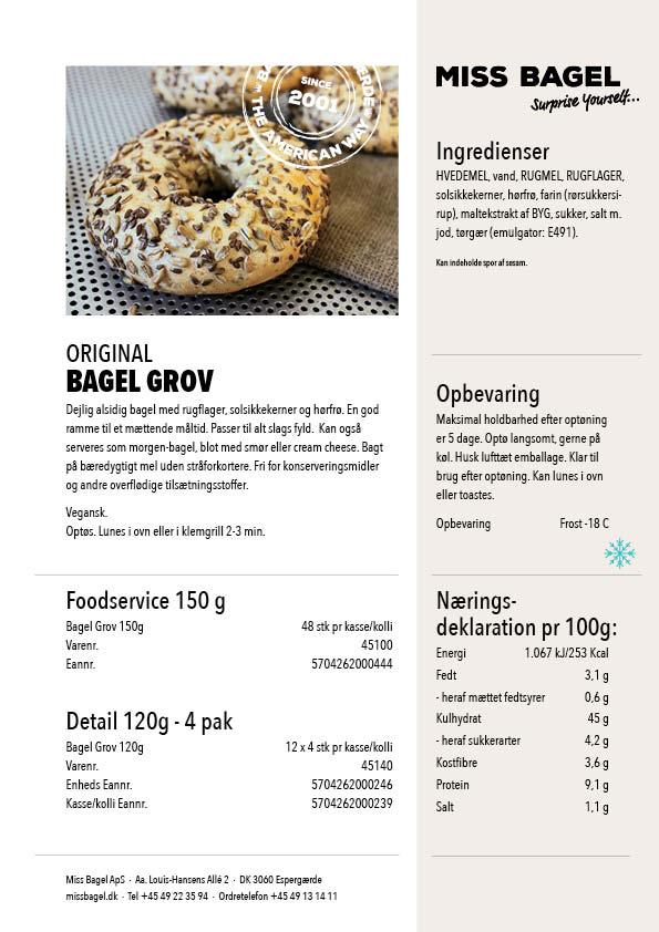Datablade_bagel grov