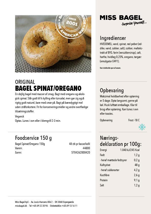 Datablad_bagel spinat oregano