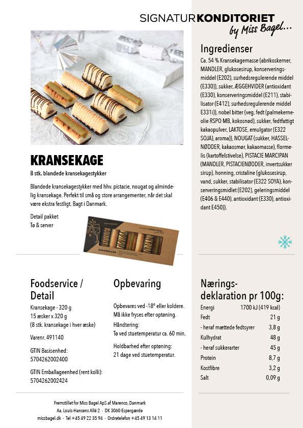 Datablade_Kransekage